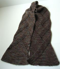 Ravelry: Rippenschal - My Favourite Ribbed Scarf pattern by Margarete Dolff