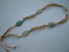 images of hemp jewelry | Hemp beaded necklace | Hemp Jewelry