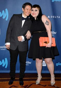 Beth Ditto & Kristen Ogata