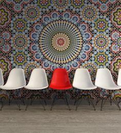 #Wallpaper #Duvarkagidi Geometric Pattern