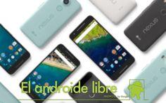 Ver Sorteo: Gana un Huawei Nexus 6P, la phablet más potente de Android