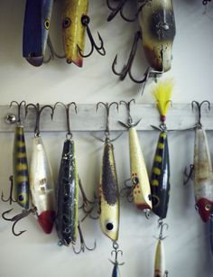Great vintage lures
