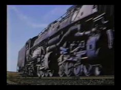 This is one of the best train videos I have ever seen.  They have a lot of footage of the history of steam trains from popular freight locomotives to streamlined steam locomotives.  The narration is neat, and it is rather poetic throughout most of the video.  The music composition is wonderful.  The video quality may not be very good, because th...