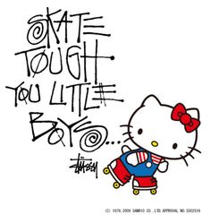 Stussy x Hello Kitty - Capsule Collection 4f60d2b31