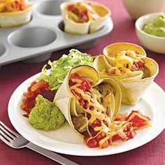 5 Dinners Under $1  | Refried Bean Tostadas | MyRecipes.com
