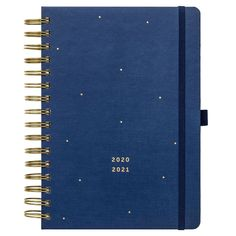 2021 2022 LMN Creates 2020 2023 Monthly Dated Planner Inserts Refills A5 8.5 x 5.5 | Sunday Start Date 8 disc Discbound The Pure Collection