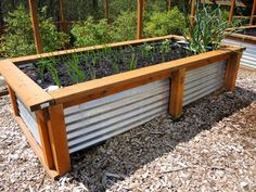 Part two on how to of galvanized beds