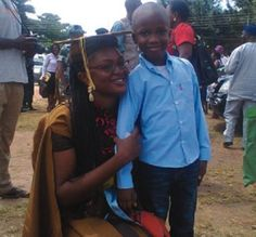 PREGNANT AT 18, BEST GRADUATING STUDENT AT 25...IS SHE AN ICON TO EMULATE?