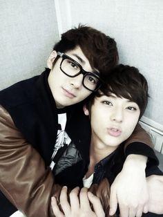 Aron e Minhyun