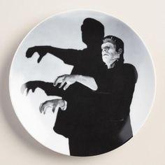 Frankenstein Plates, Set of 4 | World Market