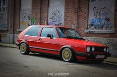 Dedicated to the VW Golf MK 2