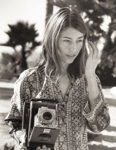 Sofia Coppola (and the search for a great Caftan)