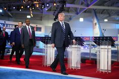 The second meeting of Republican candidates often revolved around the supposedly entertaining billionaire, and that isn't amusing.
