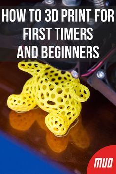How to Print for First Timers and Beginners — printing is a great new hobby to pick up, but how exactly do you. Machine 3d, 3d Printing Machine, 3d Printing Diy, 3d Printing Materials, 3d Printing Business, 3d Printing Service, What Is 3d Printing, 3d Printed Fabric, 3d Printed House