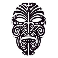 Tatuagem maori de crânio - Tatua-me assim - Encontra a tua tatuagen online!