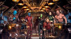 Cool Guardians of the Galaxy Vol 2 Cast