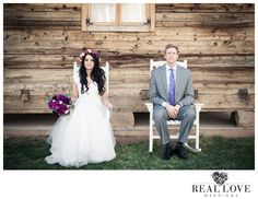 Bride and groom pictures before the wedding. Bridals picture ideas. Real Love Weddings » Fine Art Wedding Photography