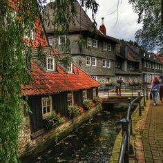 Goslar, Lower Saxony, Germany