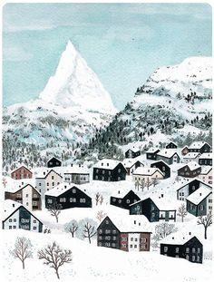 Becca Stadtlander - Swiss Village