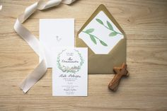 Your place to buy and sell all things handmade Communion Invitations, Holi, Ruffles, Place Cards, Place Card Holders, Wreaths, Unique Jewelry, Handmade Gifts, Garden