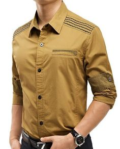 Especially for party. Cool Shirts For Men, Formal Shirts For Men, Stylish Shirts, Designer Casual Shirts, Cool Shirt Designs, Camisa Polo, African Men Fashion, Sports Shirts, Shirt Style