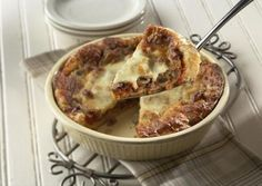 I found this recipe for 1Dish Sausage and Mushroom Pizza Bake, on Breadworld.com. You've got to check it out!