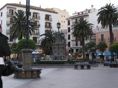 Town Square - Algeciras, Spain