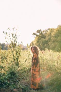 beautiful fall kimono from Hey Wanderer