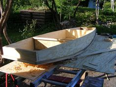 Mouse boat build