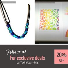 Today Only! 20% OFF this item.  Follow us on Pinterest to be the first to see our exciting Daily Deals. Today's Product: Sensory Necklace / Fidget Necklace for Children or Adults, / Autism / Sensory Processing Disorder / ADHD / Dementia Buy now: https://www.etsy.com/listing/500013352?utm_source=Pinterest&utm_medium=Orangetwig_Marketing&utm_campaign=Daily%20Deal   #etsy #etsyseller #etsyshop #etsylove #etsyfinds #etsygifts #musthave #loveit #instacool #shop #shopping #onlineshopping…