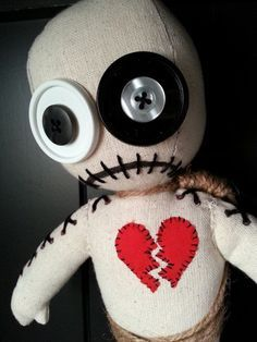 How to make a voodoo doll. Voodoo dolls to hang from the balcony ...