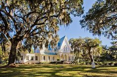Rose Hill Mansion in Bluffton, SC