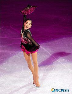 olympic figure skating / MAO ASADA (JPN) gala by mike.speech14, via Flickr