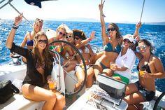Celebrate your Birthday Parties on Puerto Vallarta Yachts