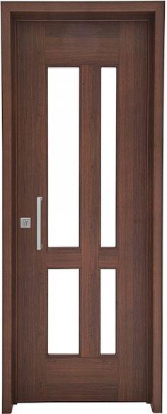 Puertas aluminio y vidrios albarran canceler a de for Modelos de puertas de aluminio para interiores