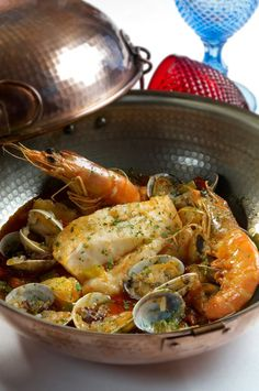 Seafood Cataplana - a Portuguese fish stew  Leaning to port: The Douro Valley, Portugal  Sailing along Portugal's River Douro was the perfect way to test the cruising water  http://www.mirror.co.uk/lifestyle/travel/cruises/sailing-along-portugals-river-douro-2306425#ixzz2g6WYI3rV