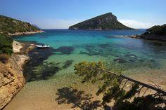 La Spiaggia di Cala Moresca di Arbatax