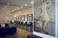 10 Bargain Haircuts That Look Like A Million Bucks #refinery29  http://www.refinery29.com/cheap-haircuts-nyc#slide9  Sam Brocato Salon Cuts: Start at $66.  This massive 3,500-square-foot salon is a refreshing change from the typical tight quarters you'll find in Manhattan. But that's not the only reason we know several beauty editors who are devotees of this Soho establishment. Entry-level cuts include a signature stress-relief treatment that would be worth the cost of the cut alone. And ...