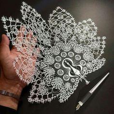 Incredible Papercut Art