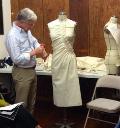 Pattern construction | pattern making | draping | toile | Sewing