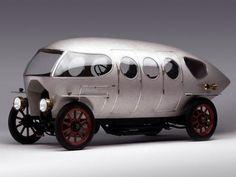 1920's Alfa Romeo Race Car.
