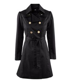 H & M smart looking trench