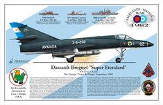 """Dassault Breguet """"Super Etendard"""""""