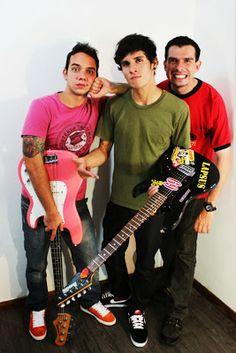 Sr Gato: Banda de Neo-Punk de Bucaramanga