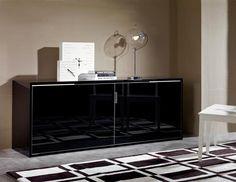 sleek dresser
