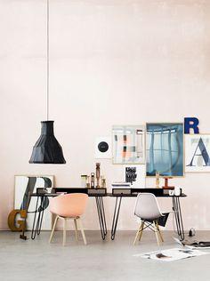 나만의 책상, 작업실 꾸미기 인테리어 TIP :: 네이버 블로그