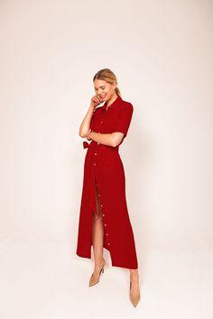 • DREE Dress • Red
