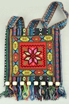 Aztec Indian Style Messenger Bag