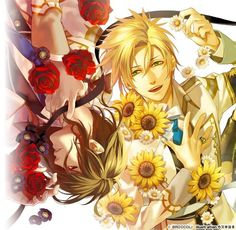 Kamigami no Asobi ~~ Sunshine and Shadow :: Apollon & Hades