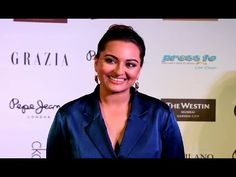 Sonakshi Sinha at Grazia Young Fashion Awards 2016.